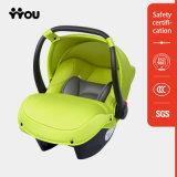 Sedi di automobile infantili di sicurezza dell'HDPE del bambino del rivestimento materiale della parte posteriore