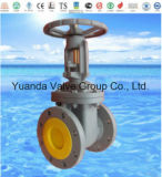 ANSI 125lb/150lb Cast Iron Non-Ring Stem api Gate Valve