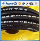 Tubo flessibile di gomma idraulico ad alta pressione di En853 2sn (YHT)