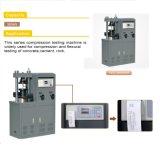 O manual ajusta instrumentos de medição da compressão de Digitas do espaço do teste