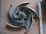 Часть машинного оборудования частей металла турбинки нержавеющей стали с ISO 16949