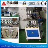 Alumínio e perfis do PVC queMmoem máquinas