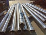 Usado para a tela envolvida fio da tela do aço inoxidável 304 de refinação de petróleo 20mesh/fio da cunha