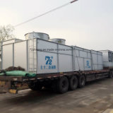 Shandong 72 도 증기 터빈 증발 콘덴서
