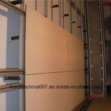 Доска цемента силиката кальция пожаробезопасного материала термоизоляции звукоизоляционная облегченная