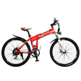 "26 "" lítio Battery Mountain Electric Bike com Disk Brake (OKM-684)"
