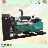 Motore diesel silenzioso di energia elettrica 375kVA300kw che genera gli insiemi