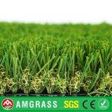 Alfombra de la hierba del paisaje e hierba sintetizada para la decoración