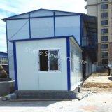Prefab Estructura de Acero Casa Multi Planta Casas prefabricadas para Trabajadores