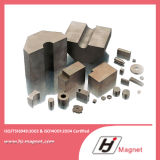 Het super Sterke Aangepaste Blok de Permanente Magneet van NdFeB van SmCo van de Behoefte N52/van het Neodymium voor Motoren