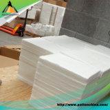 Fornitore refrattario bianco puro del pannello isolante della fibra di ceramica