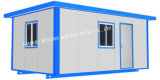 Casa fácil de /Prefab da casa do recipiente da instalação