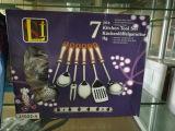 Кухня нержавеющей стали варя комплекты инструментов с No CD18 держателя