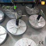 генератор постоянного магнита оси 1kw 2kw 3kw 5kw 10kw вертикальный