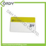 주문을 받아서 만들어진 printing contactless RFID 지능적인 NFC 호텔 키 카드