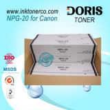 Toner Npg20 Gpr8 Npg-20 Gpr-8 C-Exv5 della m/c per Canon Imagerunner IR 155/165/1600/1610/2000/2010f