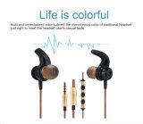 Auricular bajo profundo del en-Oído de la alta calidad con el Mic
