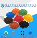 Preço de fábrica / Pó vermelho / Preto / Amarelo / Pó verde Preços do óxido de ferro