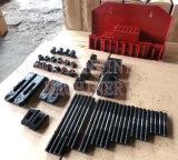 Dureté élevée en acier de luxe 58PCS de M16X20mm serrant le nécessaire