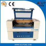 Jinan Acut 6090 de Scherpe Machine van de Laser van 60With80With100With130W CNC met Hoge Precisie