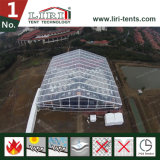 barraca transparente do evento de 25X60m para Seaters 1000