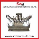 Moulage par injection en plastique de drain de PVC de l'ajustage de précision de pipe PPR