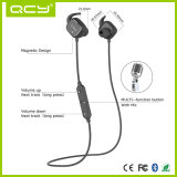 Écouteur sans fil d'oreilles de Bluetooth de constructeur chinois double avec la MIC