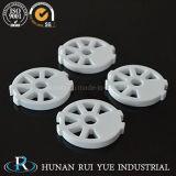 Disco di alta qualità della ceramica dell'allumina di ultrasuono