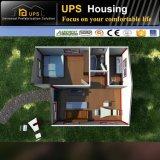 O baixo custo Certificated TUV EPS pré-fabricado abriga a casa feita pronta da prova do terremoto