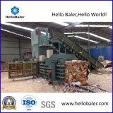 Máquina 100tons automático hidráulico de balas de papel usado