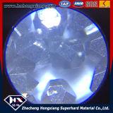 Polvere sintetica rivestita rivestita di titanio del diamante
