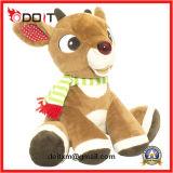 Chiristmas Gift Plush Deer Stuffed Deer Plush Toy