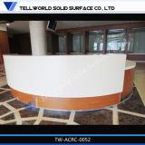 Акриловый твердый поверхностный стол приема (TW-MART-154)