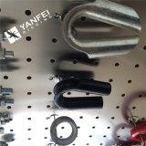 ワイヤーロープのための管のタイプ指ぬき