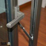Ventana de aluminio anodizada alta calidad del marco del perfil con el bloqueo de punta multi K03005