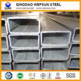 Aislante de tubo del cuadrado del acero de carbón o tubo de acero soldado