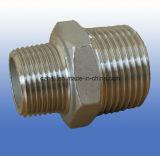 鋳造物の管付属品のステンレス鋼の六角形のブッシュ