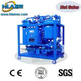 Purificador de aceite automático del transformador de la basura del sistema de control de calefacción del Svp