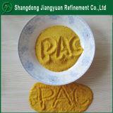 Color amarillo leve polivinílico del aluminio Chloride/PAC el 30% del grado del agua potable