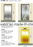 Passageiro Elevator com Stainless Steel Car (JQ-B002)