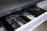 Module de cuisine moderne en bois solide de Welbom