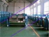 Vendendo a máquina industrial da lavagem e da limpeza de lãs dos carneiros