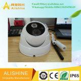 Cámara al aire libre del CCTV de la luz de calle LED WiFi con el sensor de movimiento
