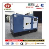 無声10-250kw Weifangリカルドエンジンの電気携帯用力のディーゼル発電機
