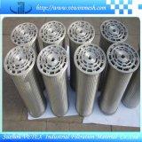 Elemento filtrante del acero inoxidable 316