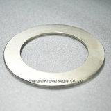 Ímã ligado cerâmico do ND Y30 da ferrite do motor do ND BLDC do anel Shk-019