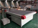 디지털 평상형 트레일러 CNC Letther를 위한 전류를 고주파로 변환시키는 칼 절단기 도형기 기계