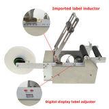 Máquina adhesiva de etiquetado del protector de la pantalla lateral doble