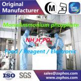 Карта ранга реагента фосфата Monoammonium
