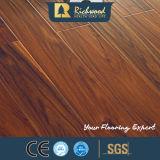 Wasser-beständiger Akazien-Laminat-Bodenbelag des Haushalts-10mm E1 AC3